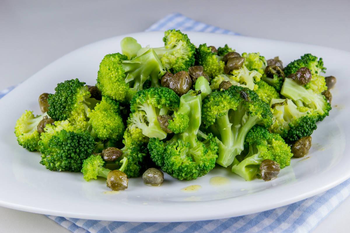 Как похудеть с капустой брокколи
